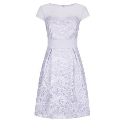 Kaliko Cornelli Lace Prom Dress- at Debenhams.ie