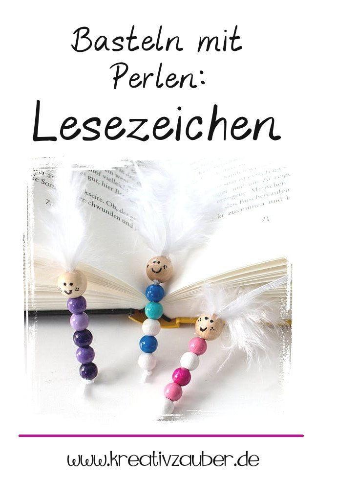 Haga un ratón de biblioteca con cuentas de colores – Kreativzauber®
