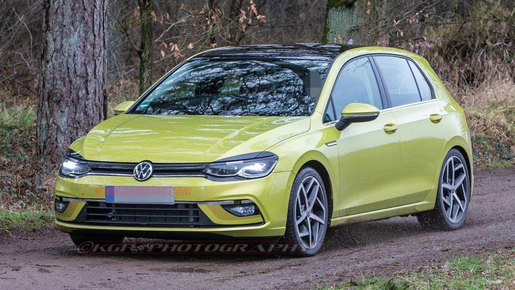 Meet The 2020 Volkswagen Golf Mk8 Spy Photos Volkswagen Golf R Volkswagen Golf Vw Golf