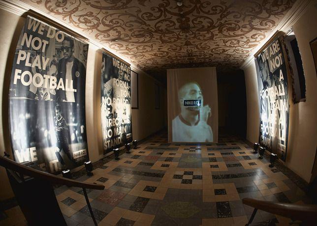 NIKE, Inc. - Nike Showcases 2014 Football Innovations #Soccer