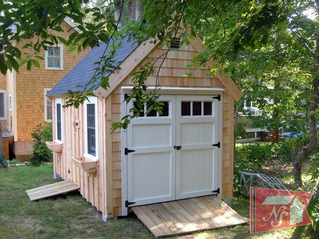 Custom Built Wooden Sheds, Garden Sheds, U0026 Storage Sheds By Nantucket Sheds