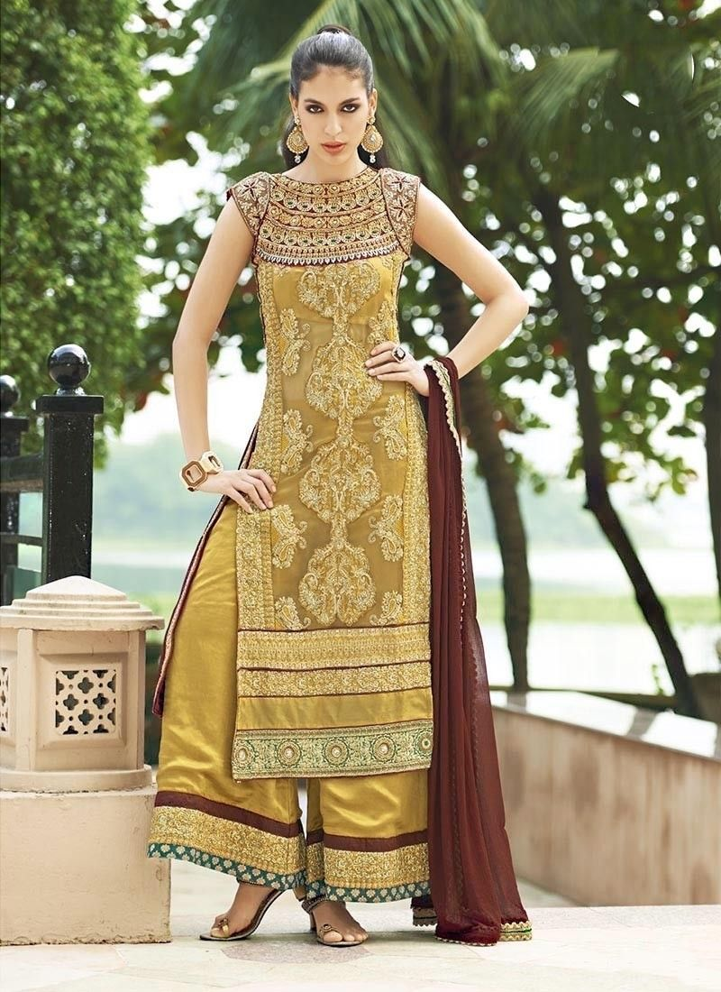 wedding salwar kameez online shopping usa, Latest wedding salwar ...
