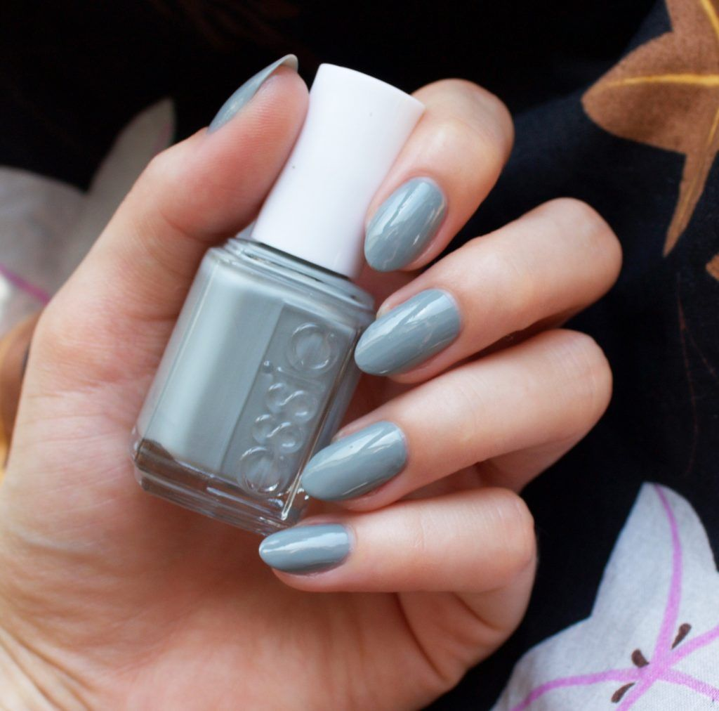 essie fall 2016 collection now and zen sage grey nail polish | It\'s ...