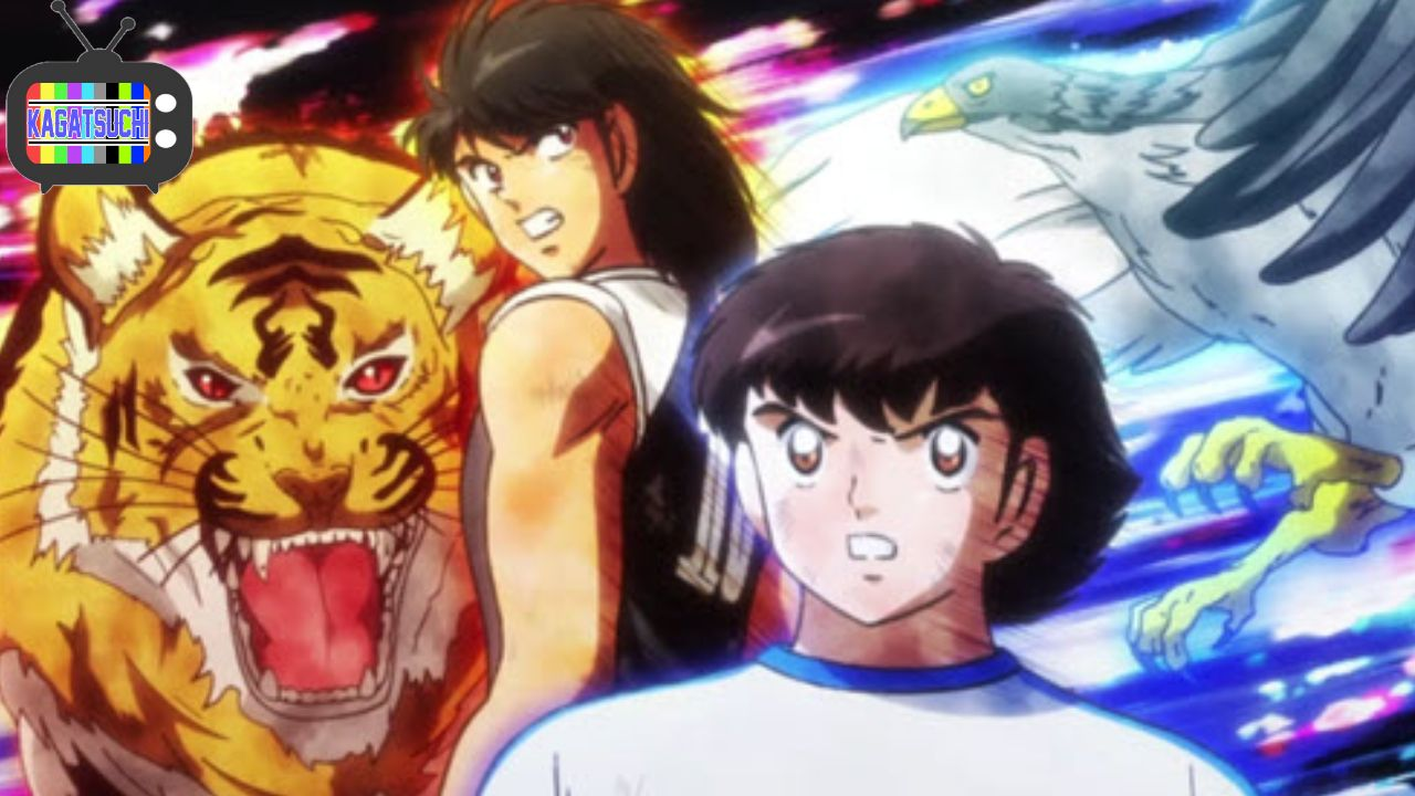 Captain Tsubasa (2018) Episode 49 Subtitle Indonesia