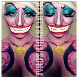 Disney villain, Ursula! @Kirbie Buentello Buentello Buentello Buentello Buentello cooper