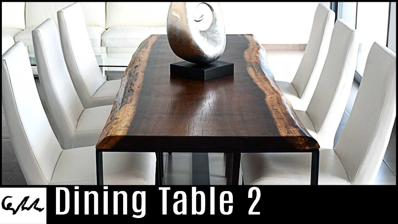 Dining Table 2  Make It Extreme  Pinterest Custom Dining Room Table For 2 Review