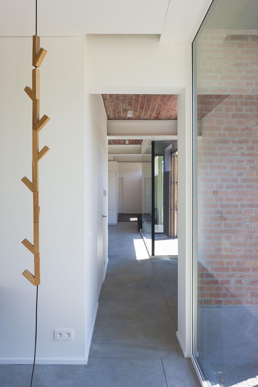 interieur en architectuurfotografie van een verbouwde hoeve te olen fotos liesbet goetschalckx
