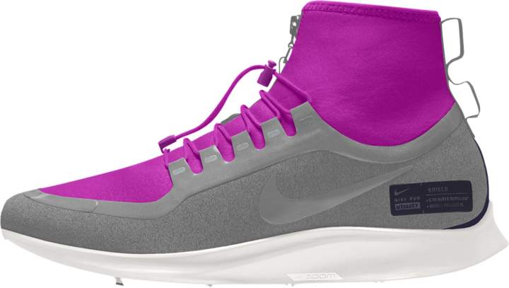 The Nike Pegasus 35 Shield Mid By You Running Shoe | Products | Nike ...
