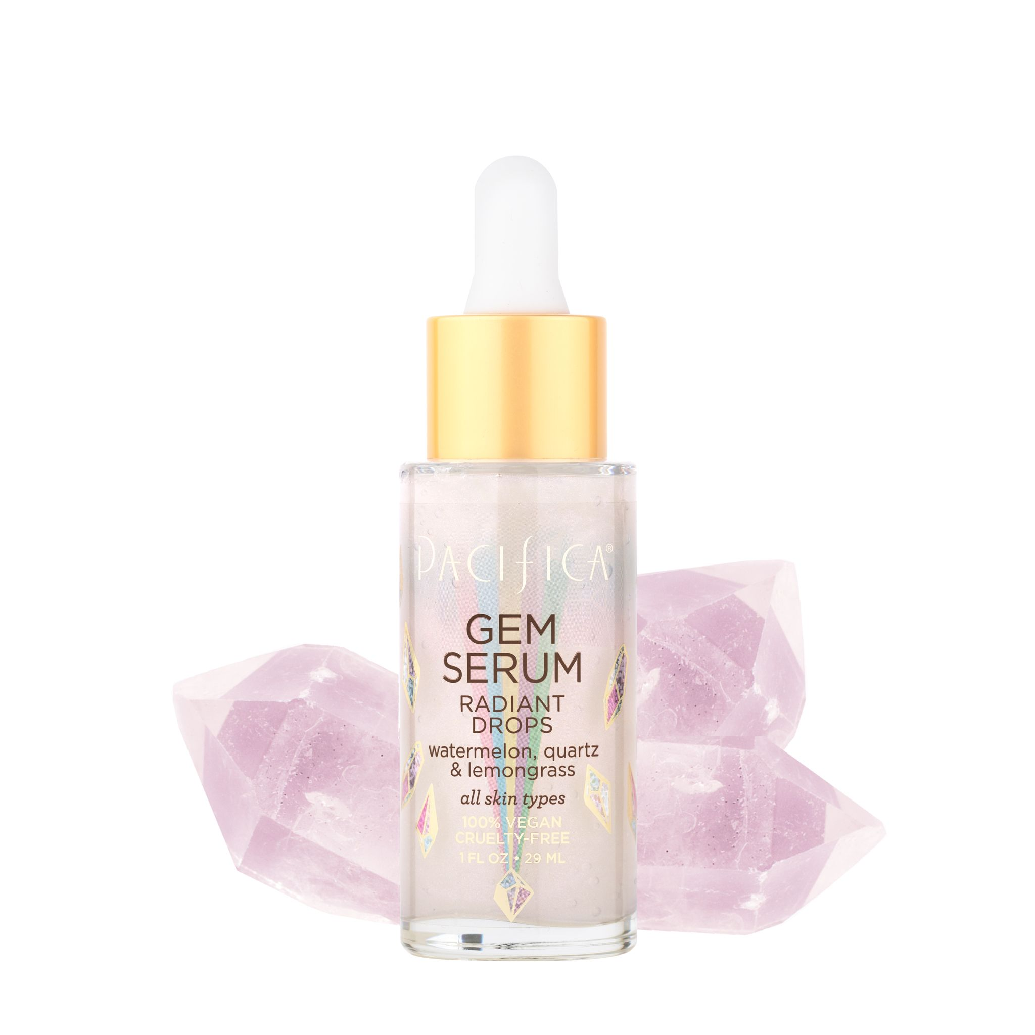 Pacifica Gem Serum Radiant Drops in 2020 Back acne