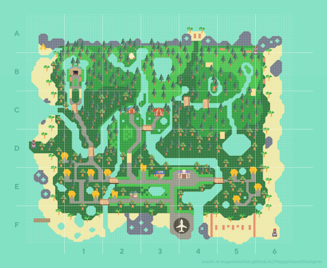 So I Made My Island Inspiration For Animal Crossing New Horizons