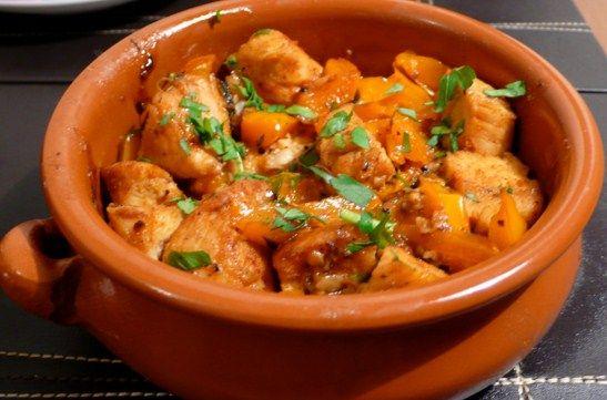 recetas de tapas de pollo