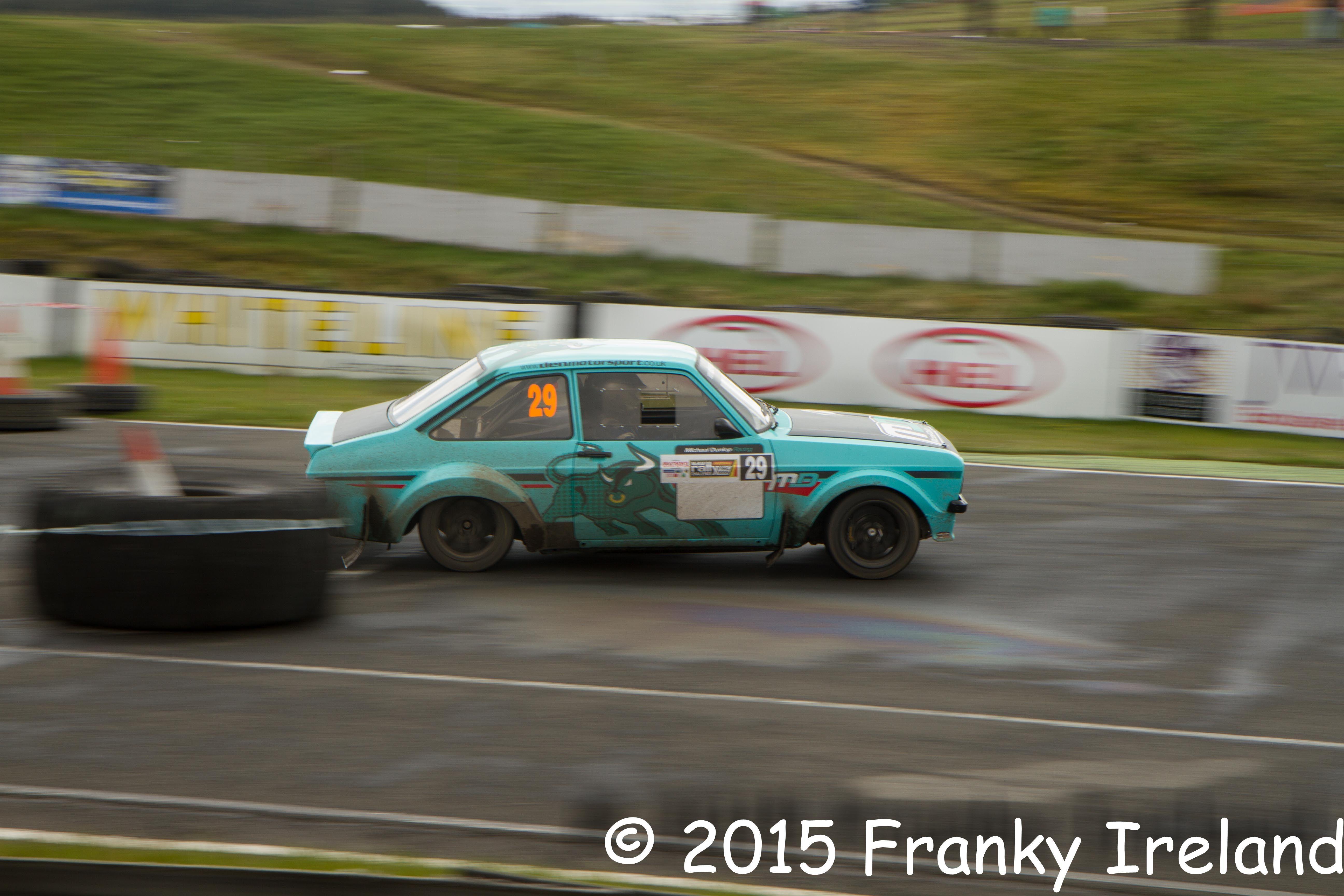 #ColinMcRae #KnockhillRacingCircuit #2015 #RallyCars