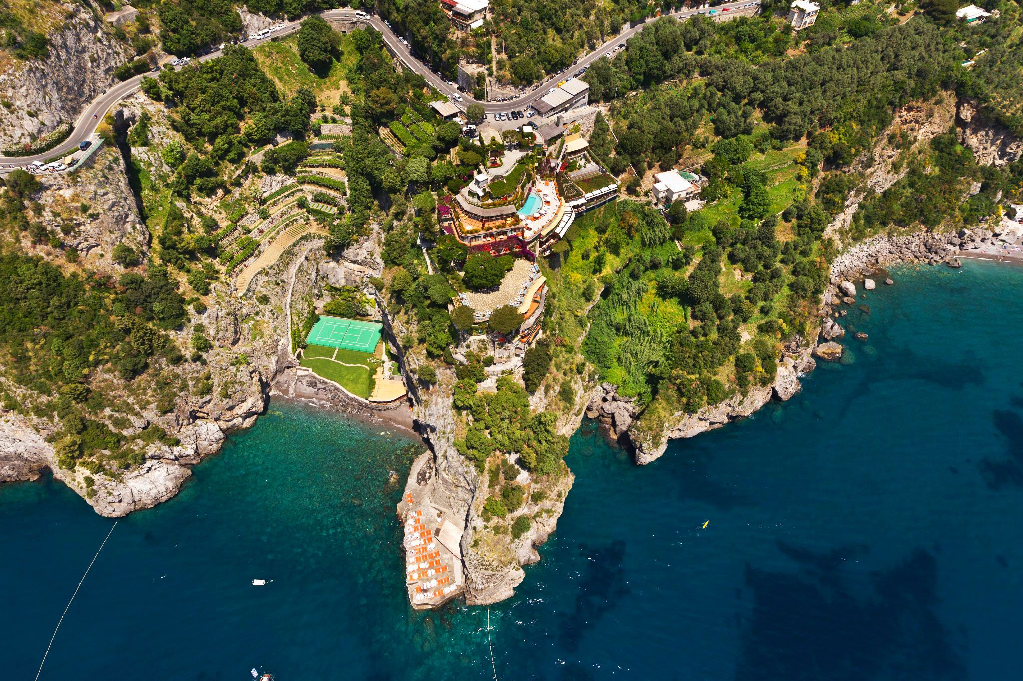 You Are Flying Hotel San Pietro Positano Probably The Best