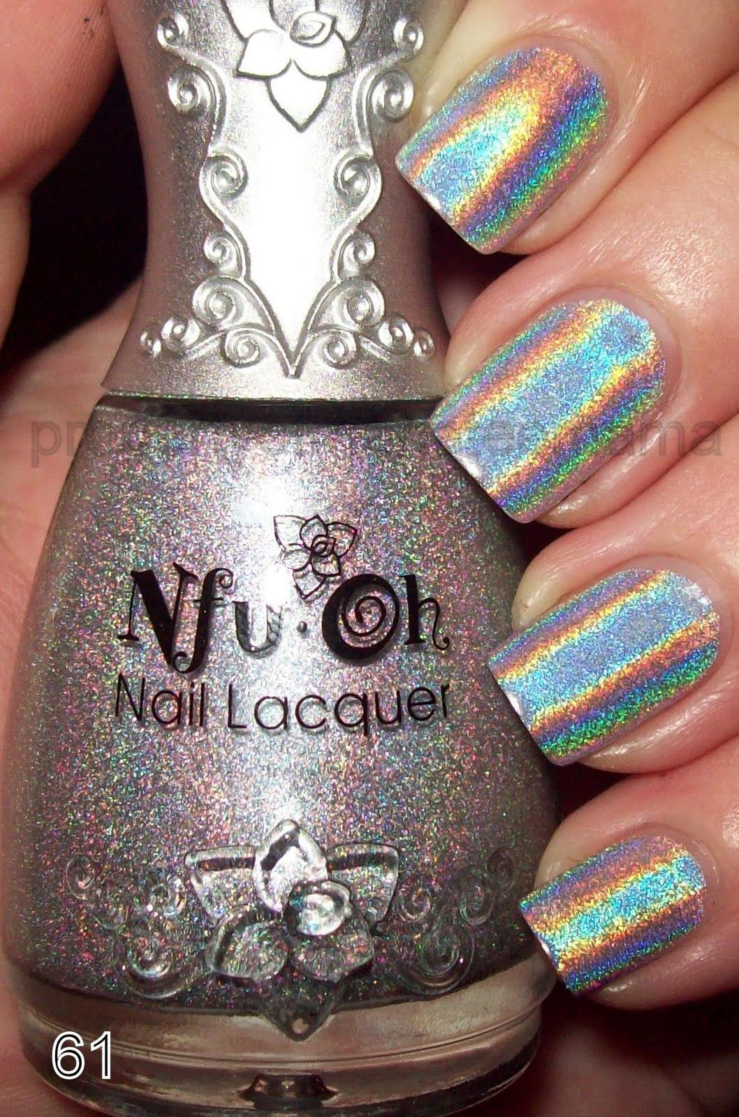 The Manicured Manatee: Nfu-Oh Swatches   Nail envy   Pinterest ...