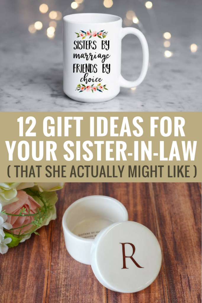Giftideas Giftguide 12 Gift Ideas For Your Sister In Law