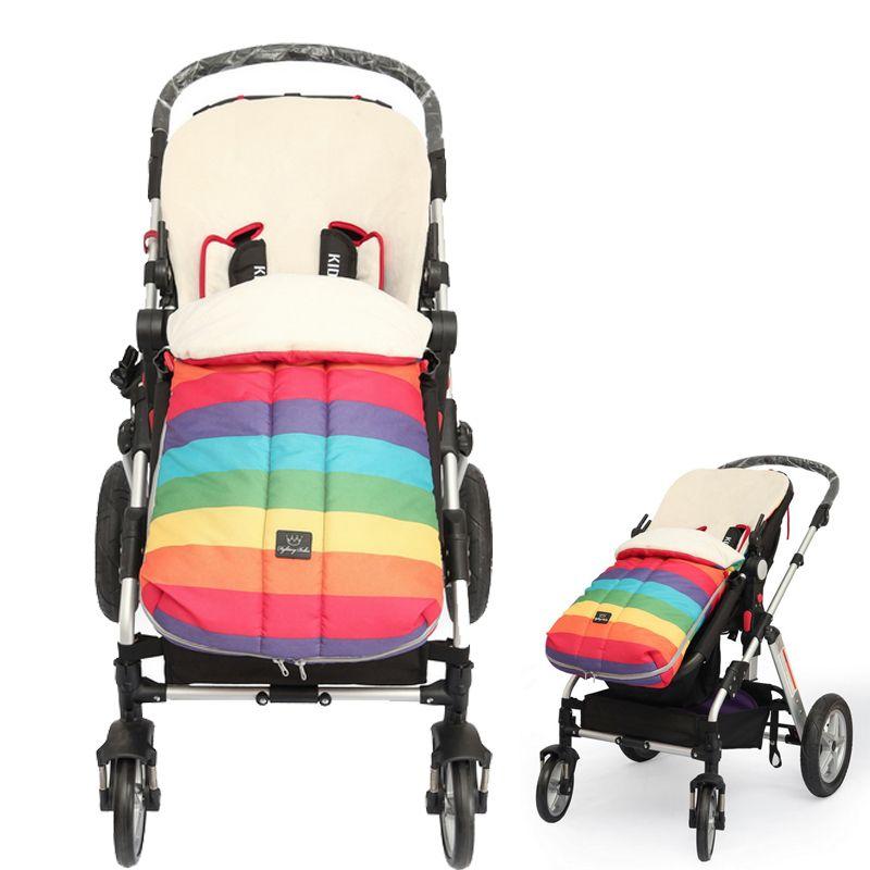 Cheap Winter Envelope Buy Quality Stroller Sleeping Bag Directly From China Baby Suppliers Rainbow Kids Pram Sleepsacks Top