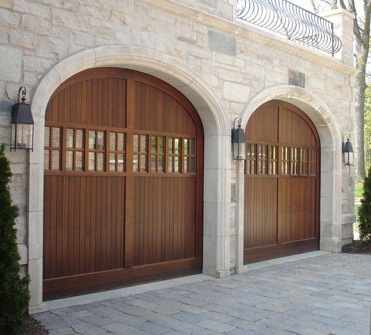 Wooden Garage Doors Are Always An Eye Catcher Garage Doors Garage Door Design Wooden Garage Doors