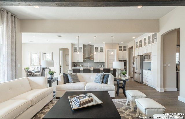 25805 Comanche Crk San Antonio Tx 78261 Pulte Homes Sophisticated Living Rooms