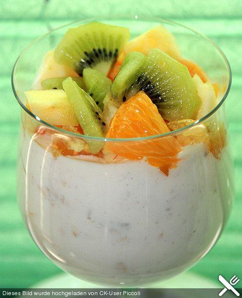 Joghurt - Sahne - Müsli (comments)