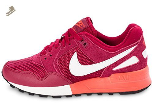 Nike Womens Air Pegasus 89 Running Trainers 844888 Sneakers Shoes (US 9.5,  noble red