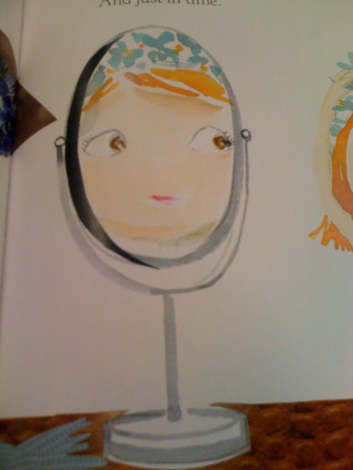 magic mirror...