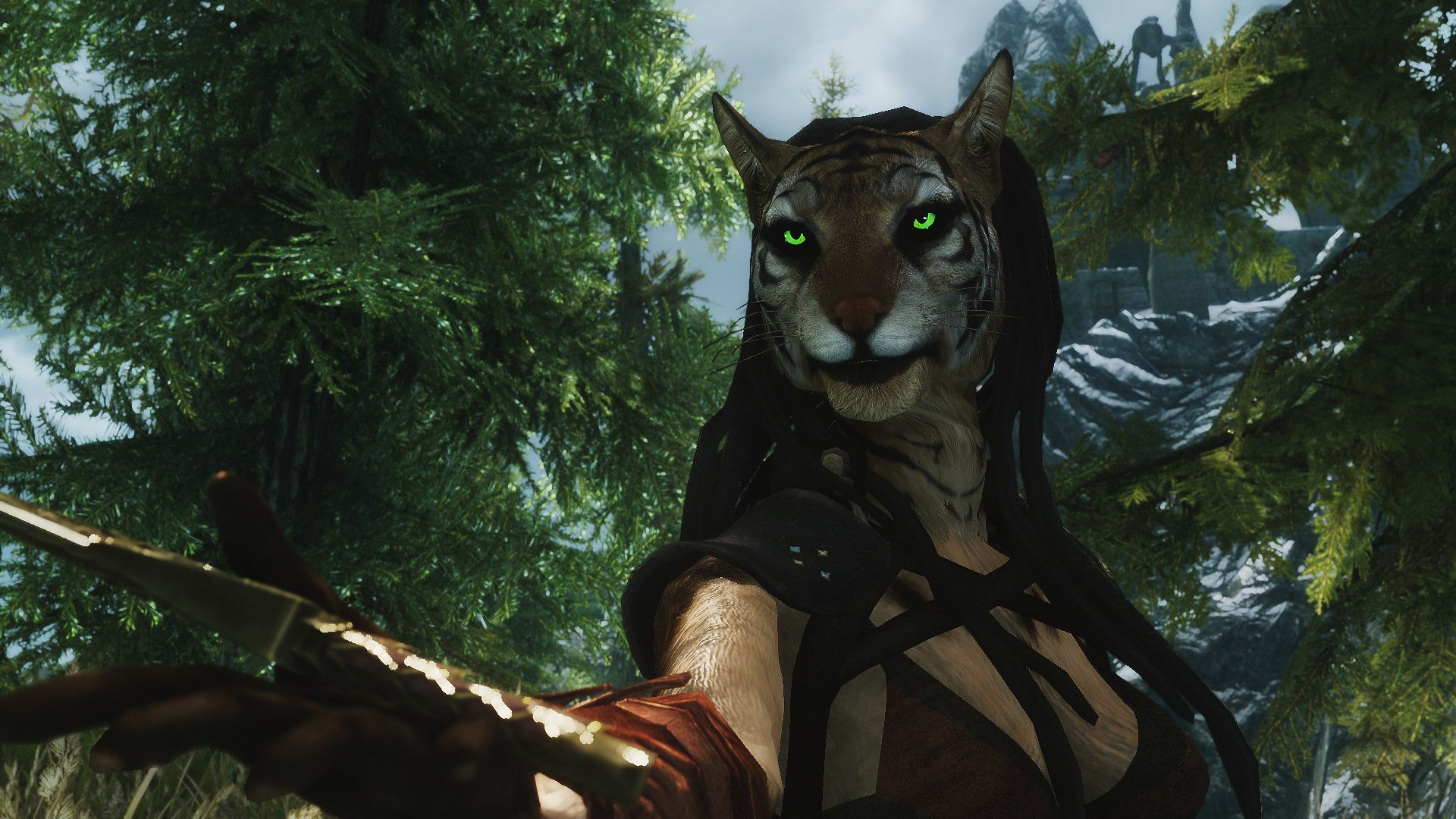 skyrim khajiit | Skyrim Nexus - mods and community | Games/Manga
