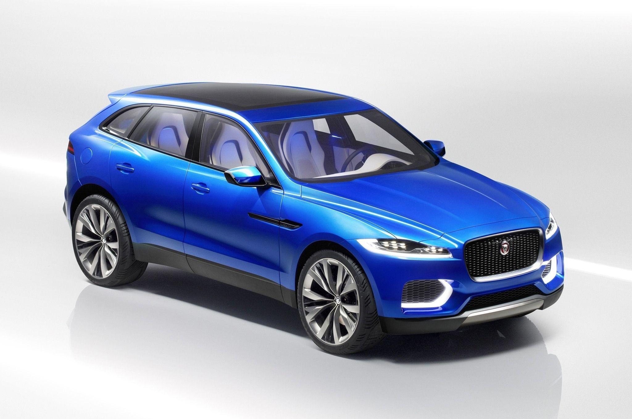 2020 Jaguar C X17 Crossover Price