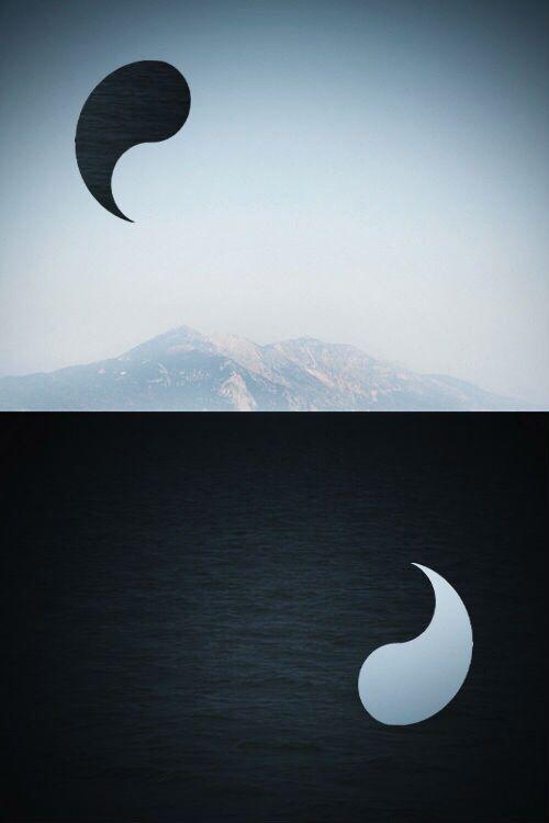Yin Yang Iphone Wallpaper Ilration
