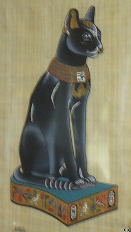 Egyptian Cat Beings, archetypes, messages