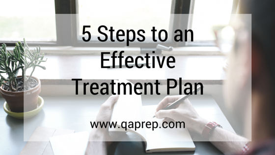 5 Steps to an Effective Treatment Plan   counselor