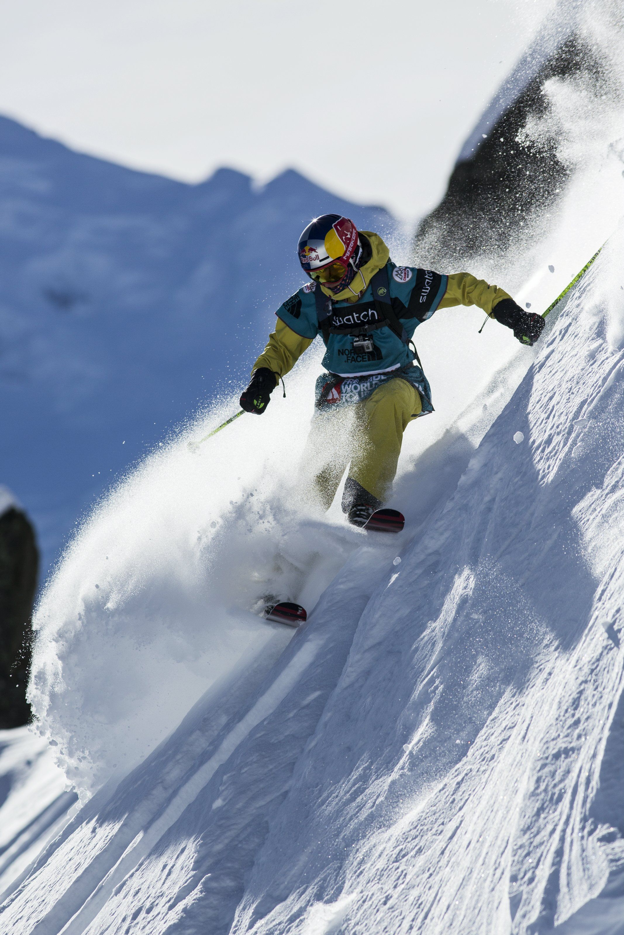 15 Best Ski Freeride images | Skiing, Scott sports, Ski