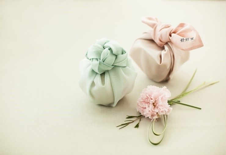 Traditional Korean Wedding Gifts: Korean Bags, Traditional