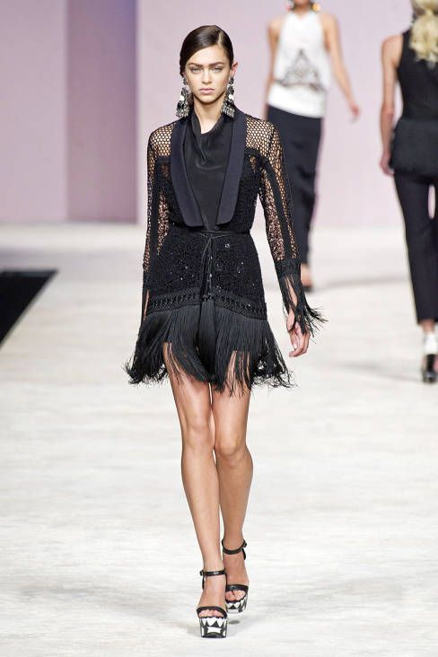 Ermanno Scervino Spring 2013 Ready-to-Wear Collection