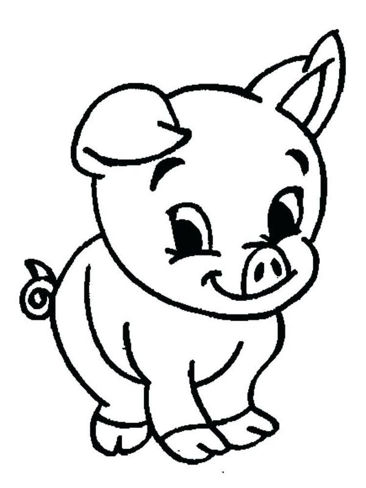 Pin Di Animal Coloring Sheet