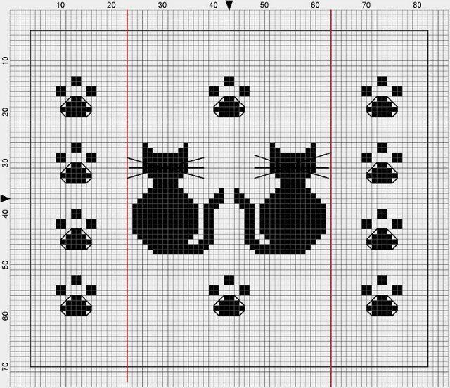 Gallery.ru / Фото #54 - черные кошки - irisha-ira | Креативное ...