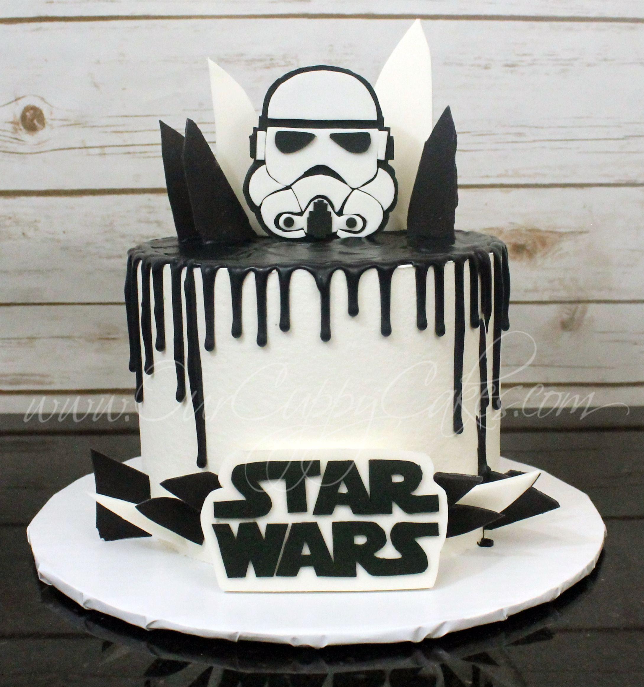 Star Wars Cake Star Wars Birthday Cake Star Wars Cake Star Wars Cake Toppers