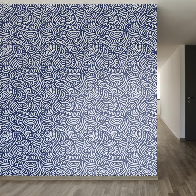 Boho Spirit Wallpaper in 2020 Wallpaper, Art nouveau