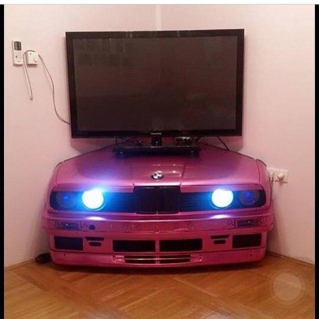 bmw e30 tv stand