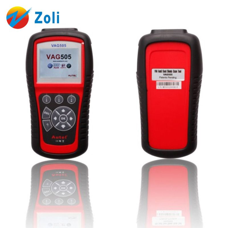 Autel maxiservice vag505 vw audi seat skoda scan tool