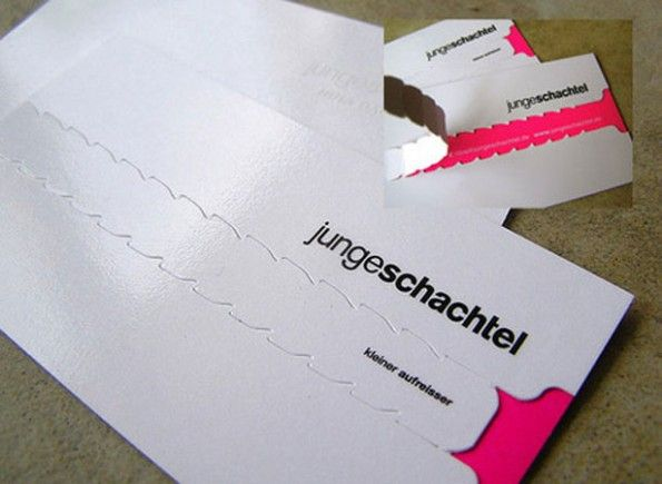 50 Unglaublich Kreative Visitenkarten Corporate Design