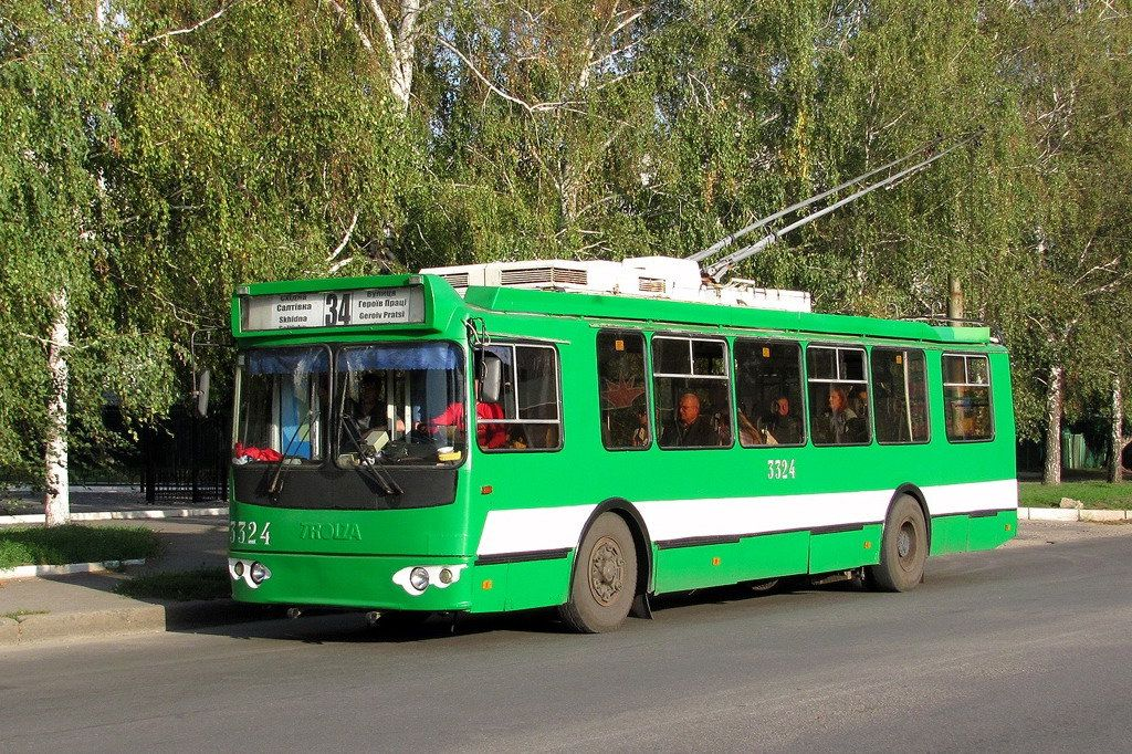 картинки троллейбуса зеленого правильнее они