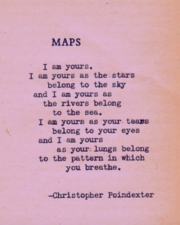 14 Stunning Instagram Poems For The Hard In All Of Us