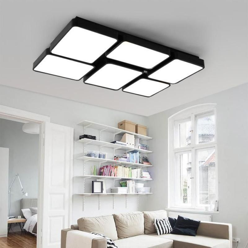 factory large led ceiling lamp home