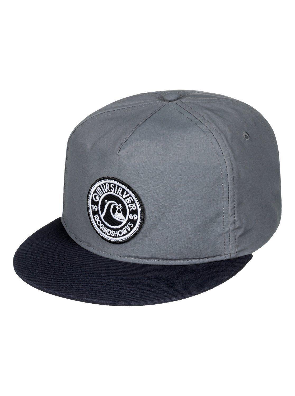 53ed033b9c226b Details about Quiksilver™ Bullish Snapback Hat AQYHA04209 | Products ...