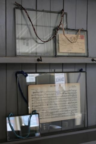 Zinc Glass Photo Frames Landscape Discoverattic Glass Photo