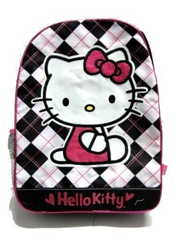 c42ec8659f19 Sanrio Hello Kitty Large Backpack 16