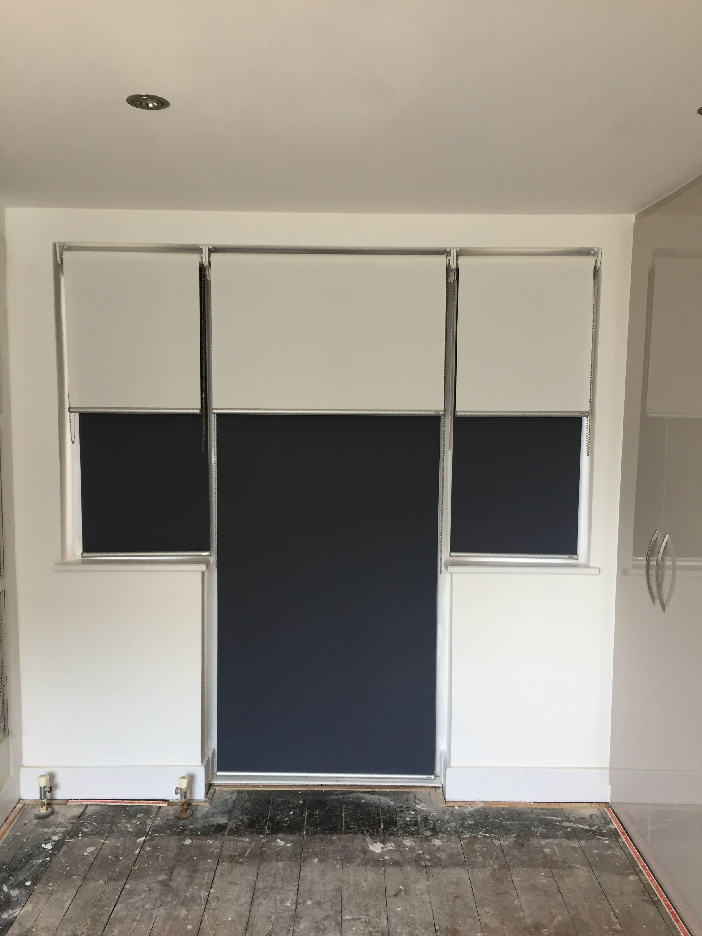 Doubledual roller blinds blackout and sunscreen roller blinds