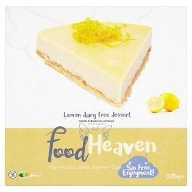 Food Heaven Dairy Free Lemon Dessert Asda 299 Food