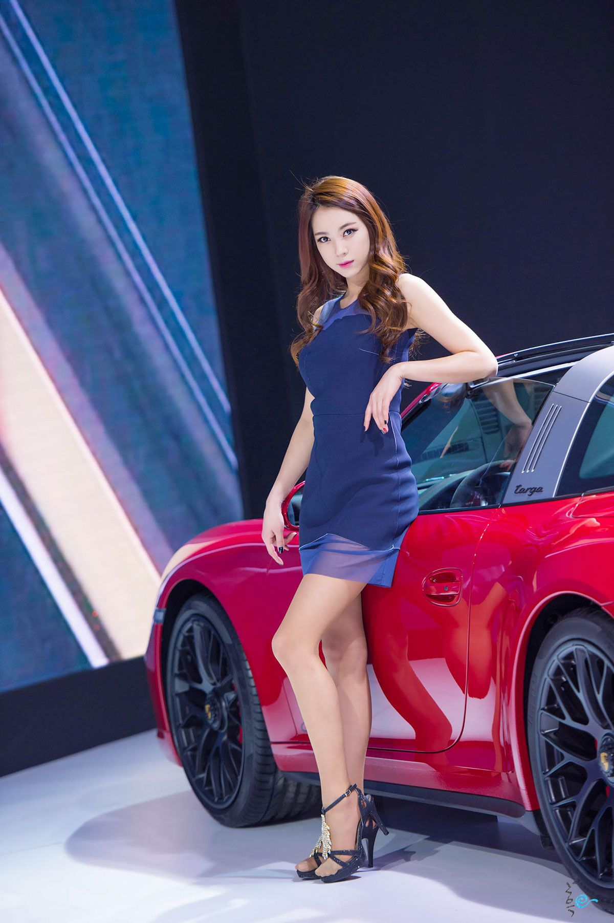 Car Show 2015 >> Korean Girls Hd Model Ju Da Ha At Seoul Motor Show 2015