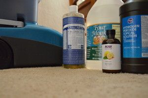 Natural Homemade Carpet Cleaner For Your Steam Vac